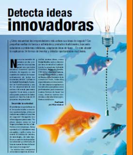 Guía para generar Ideas de Negocios innovadoras