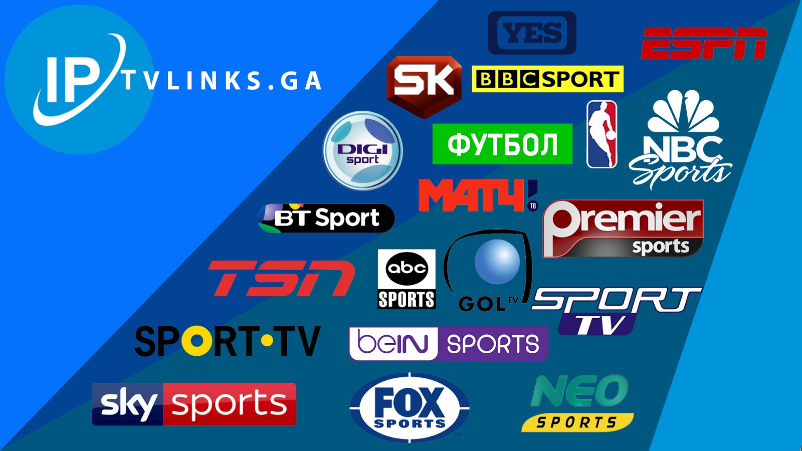 IPTV Links Free - IPTV Playlist For FREE, Watch Live Tv Online