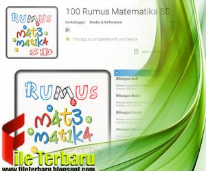 Download Aplikasi Rumus Matematika Terlengkap untuk SD, SMP dan SMA terlengkap, terbaik dan gratis