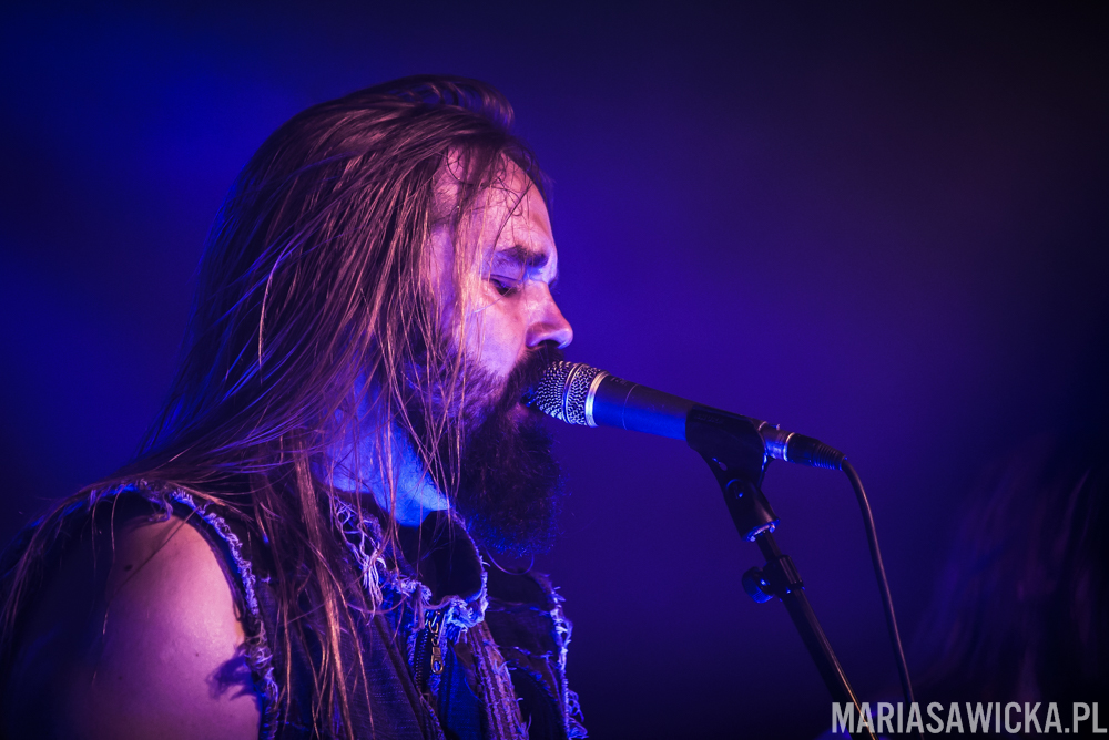 METSATÖLL Pagan Rebellion Tour 2015