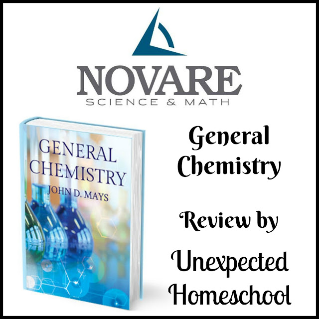 Review of Novare Science & Math - General Chemistry (High School)