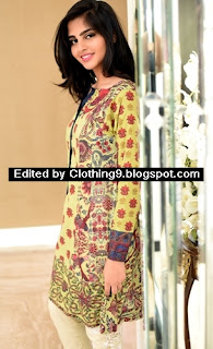 Sobia Nazir Pret Cotton Tunic Collection