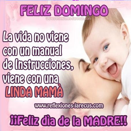 vida, madre,manual, feliz