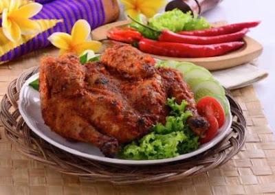 Resep Ayam Taliwang Khas Bali Yang Pedas Gurih
