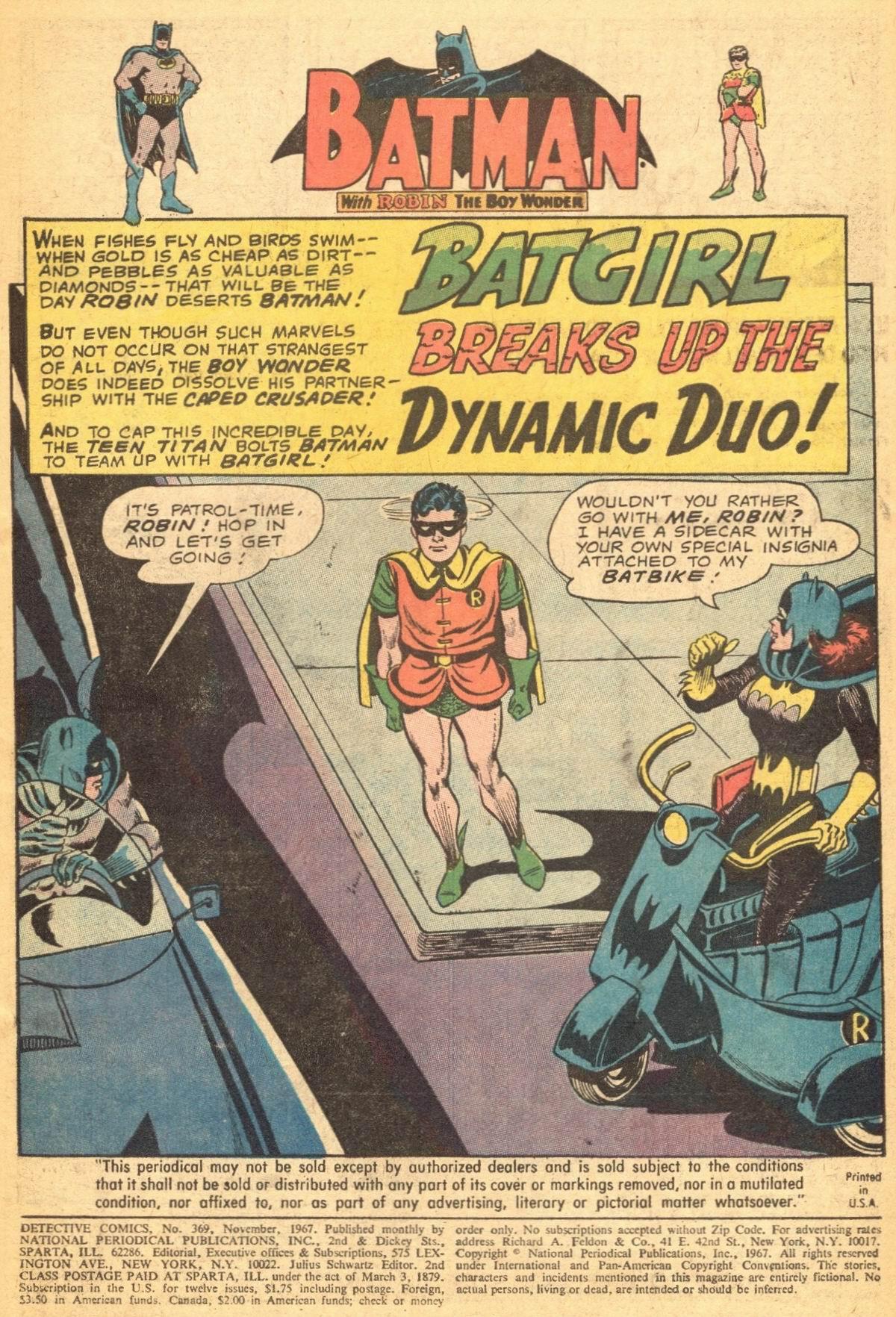 Detective Comics (1937) 369 Page 2