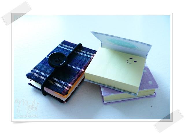 DIY, tutorial, żółte karteczki, karteczki samoprzylepne,
