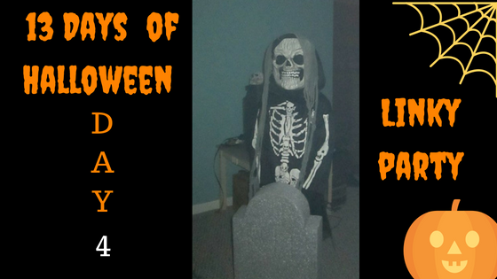 Science: It's All Elementary: 13 Days of Halloween Glow Stick Fun