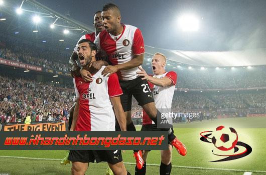 Dinamo Tbilisi vs Feyenoord Rotterdam 23h30 ngày 15/8 www.nhandinhbongdaso.net