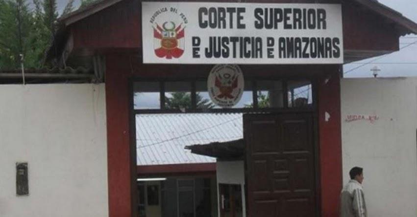 TELESUP: Control de la Magistratura investiga a juzgado de Amazonas que otorgó medida cautelar