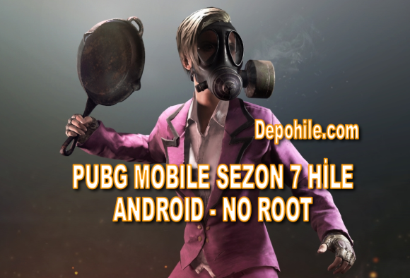 Pubg Mobile (Android) NO ROOT 0.12.5 Türkçe Hile 21.05.2019