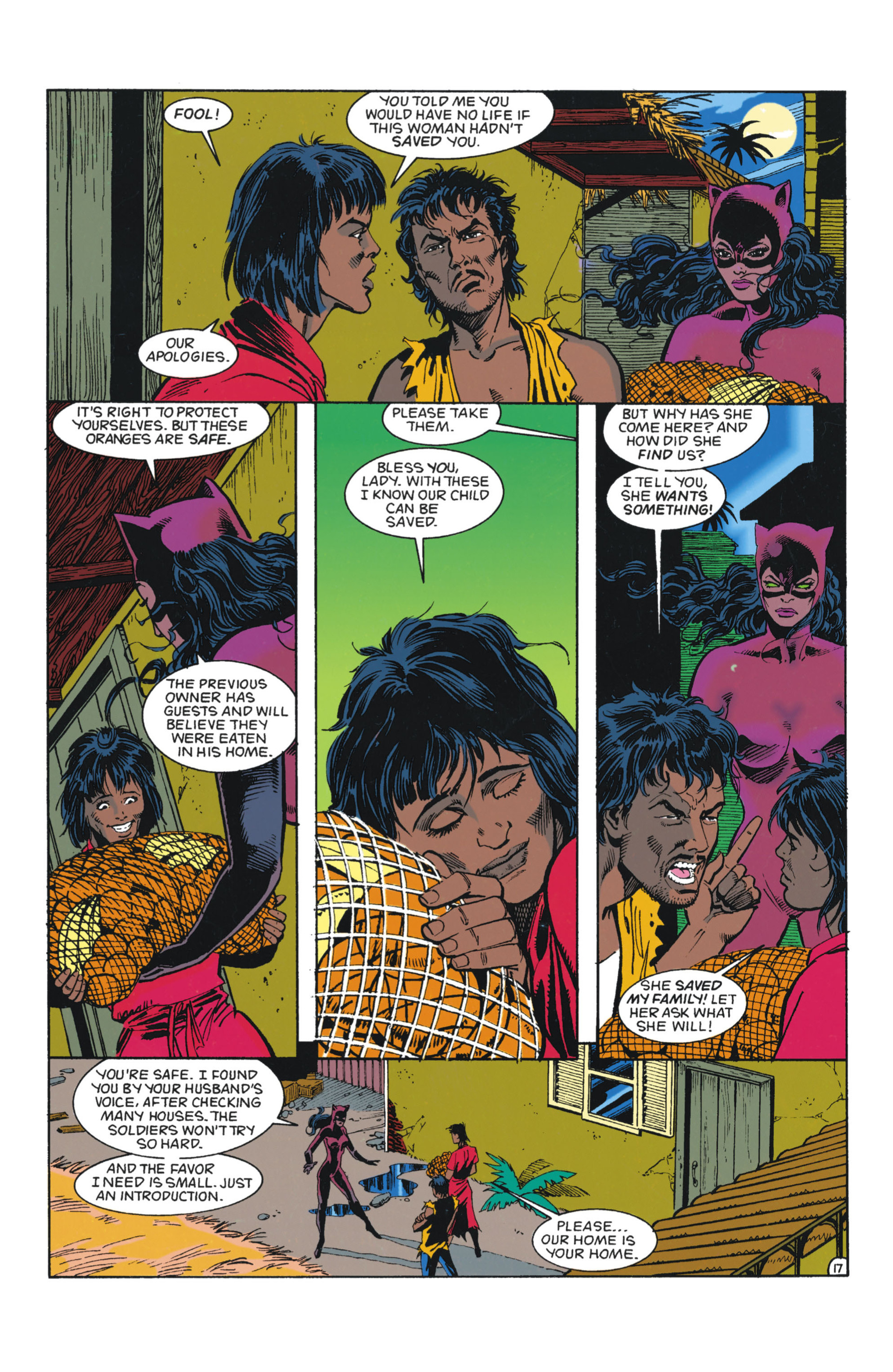 Catwoman (1993) Issue #3 #8 - English 18