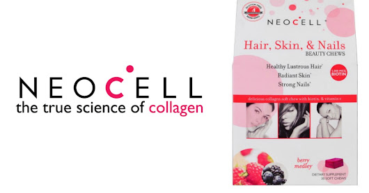 Neocell Hair, Skin & Nails Beauty Chews (Review/Giveaway