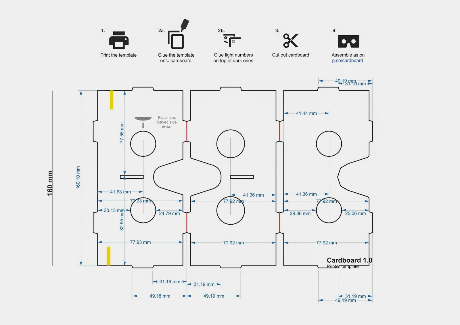CardBoard: Blueprints