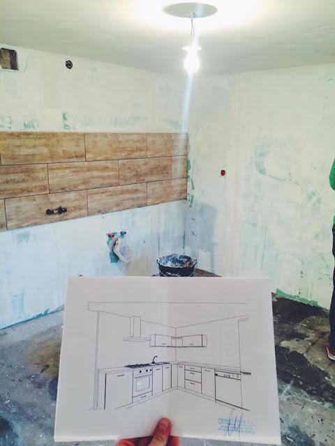 Metamorfoza mojej kuchni, część 2. - dużo zdjęć.