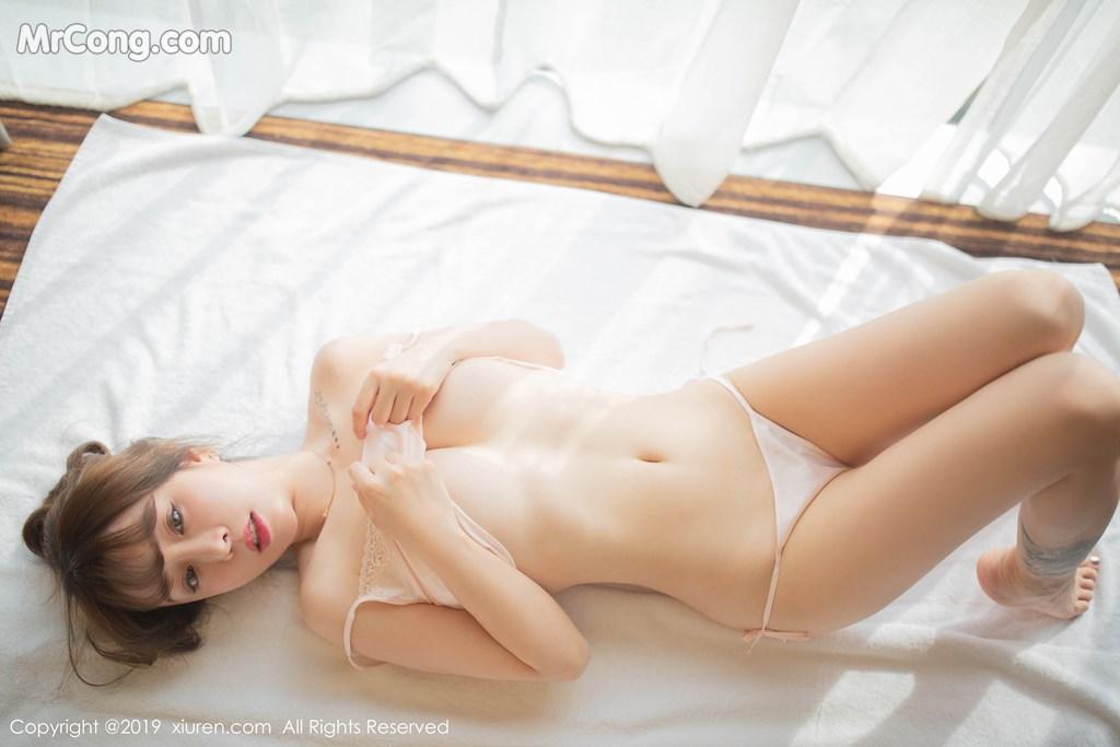 Image XIUREN-No.1619-Wang-Yu-Chun-MrCong.com-002 in post XIUREN No.1619: Wang Yu Chun (王雨纯) (59 ảnh)