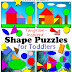 Tangram Shape Puzzles for Toddlers
