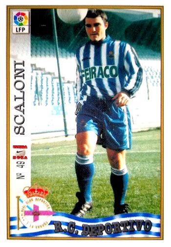 Football Cartophilic Info Exchange  Mundicromo - Las Fichas de la Liga 97 98 aaec23f14520c