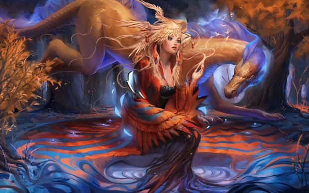Amazing Fantasy Art - Wallpapers Collection