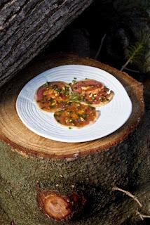 #gastronomia, #cafeGallery, #chef, #carpaccio