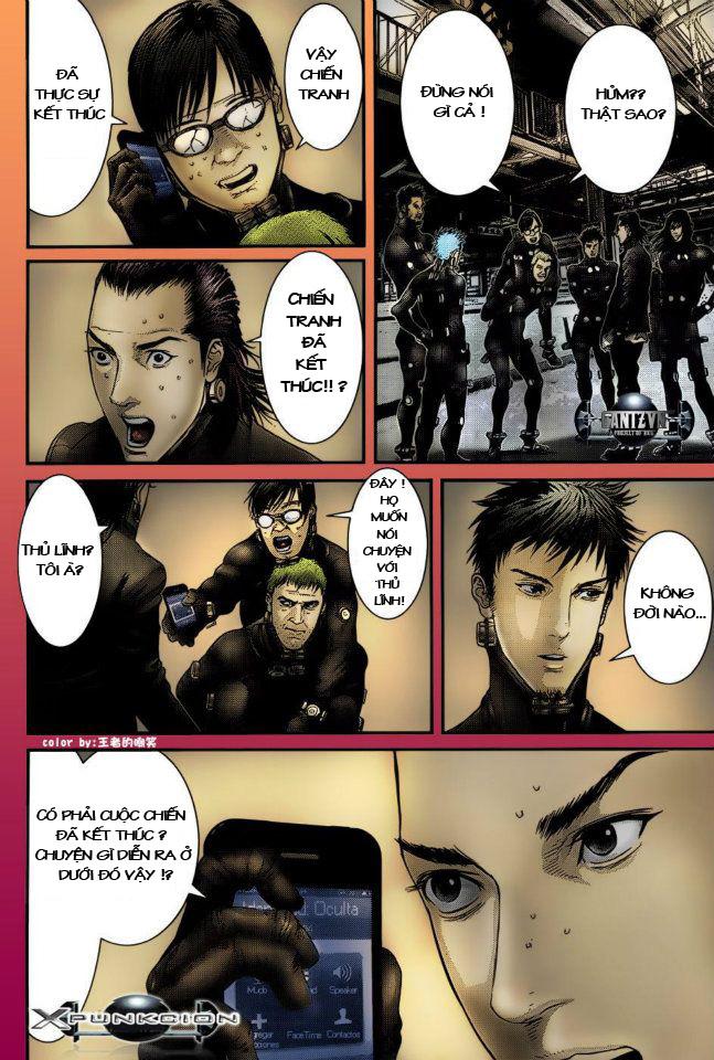 Gantz chap 367 trang 20