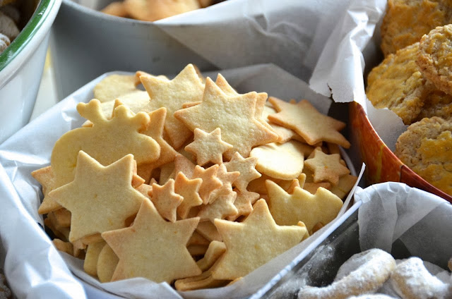 AUSTRIAN CHRISTMAS BISCUITS