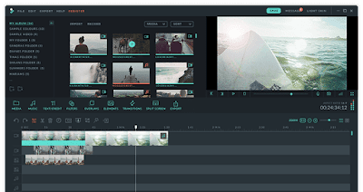 Download Free 2018 Filmora Video Editor 8.4.6 Crack + License Key