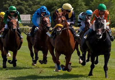 Carrera de caballos