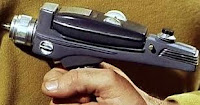 star trek phaser with egg modifications