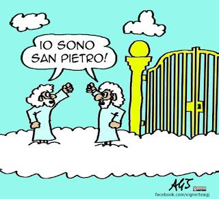 Riccardo Garrone, cinema, spettacolo, coccodrillo, vignetta, umorismo