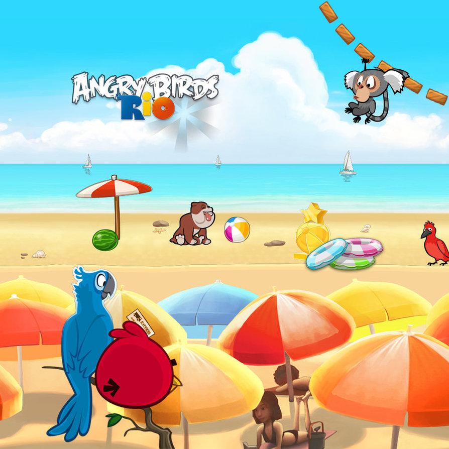 MegaZone15: Angry Birds Rio V1.7 PC-GAME