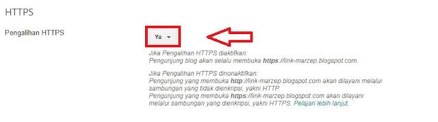 Cara Setting blog Safelink Blogger