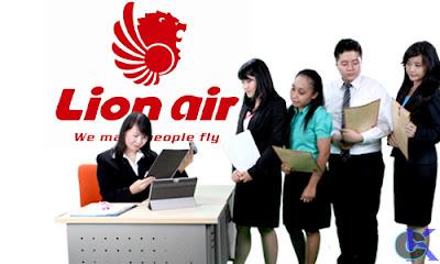 LOWONGAN KERJA ONLINE TERBARU - LOKER LION AIR SEBAGAI RESERVATION CONTROL MEI 2017