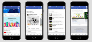 Facebook is trying a committed area for nearby news