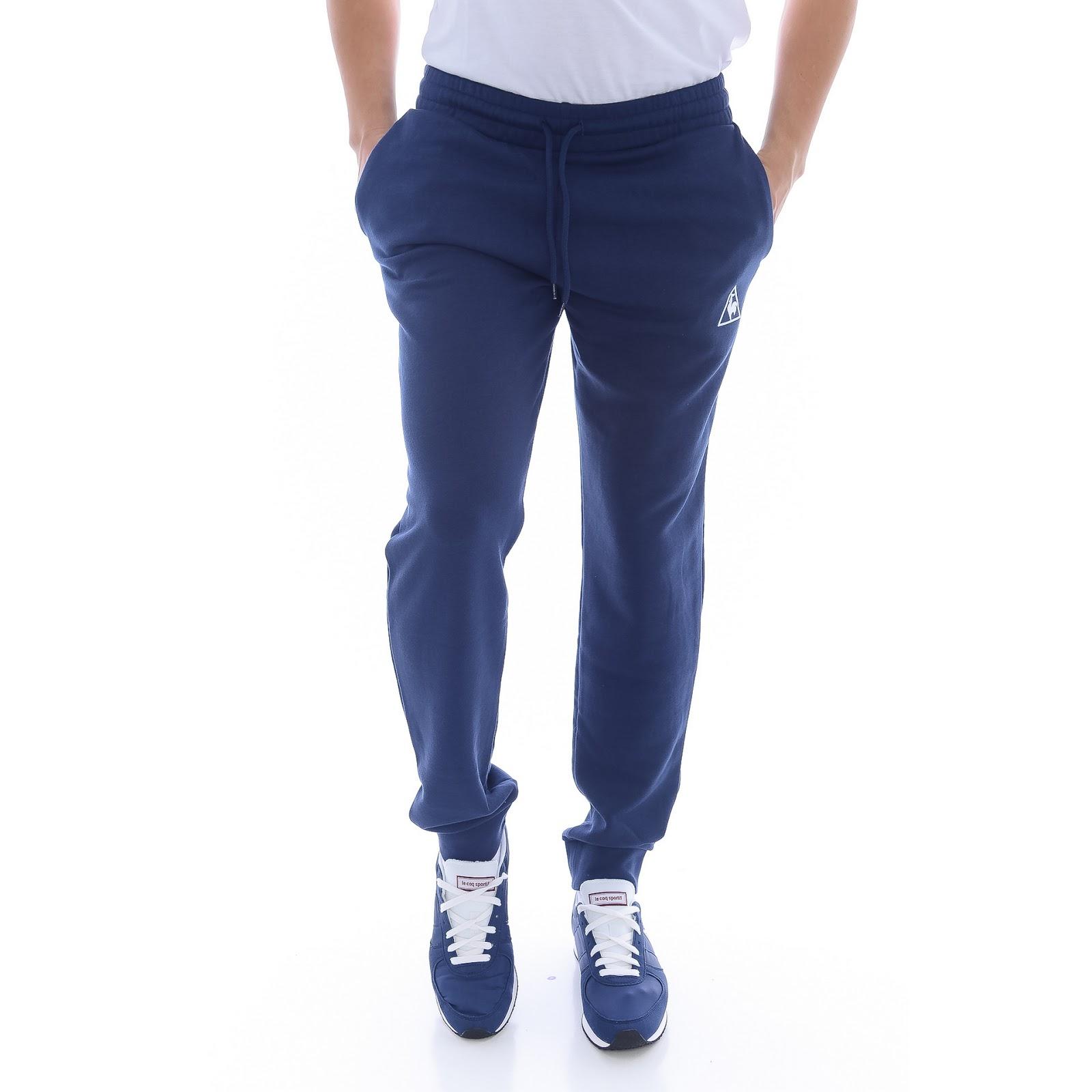 le coq Sportif Ess Pant Slim N/°2 Pantaloni Unisex Bambini