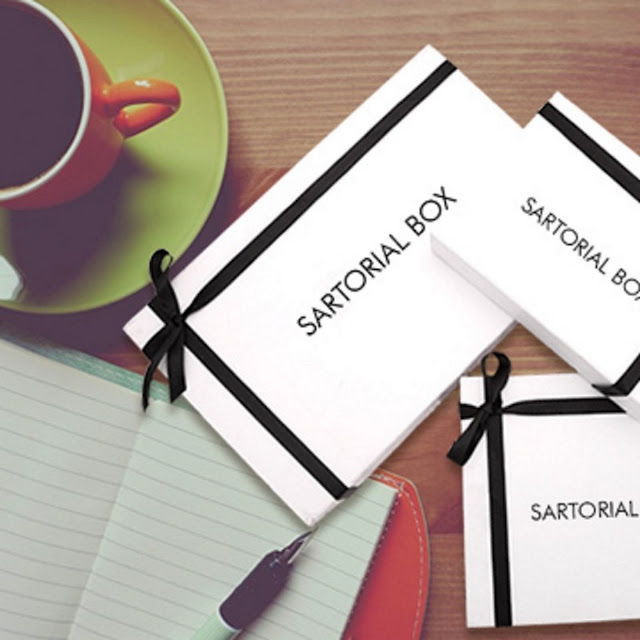 ROCKNSHOP presents THE SARTORIAL BOX