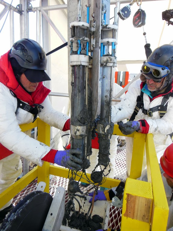 Mikroba Yang Ditemukan Di Antartika Membuka Tabir Kehidupan Di Luar Angkasa