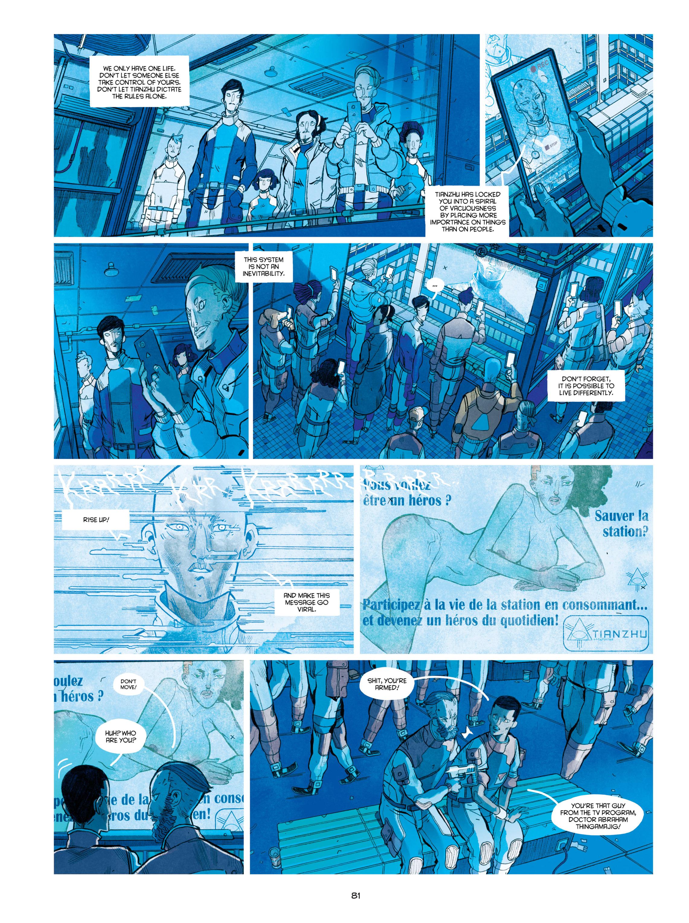 Read online Shangri-La comic -  Issue # Full - 82