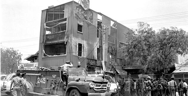 12 September 1984: Pembantaian Terhadap Umat Islam