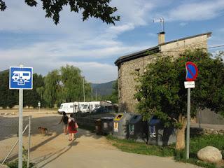Àrea d'autocaravanes de la Seu d'Urgell