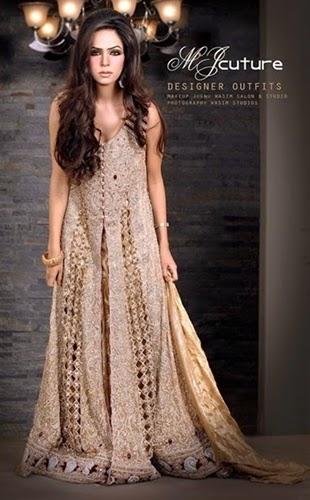 MJ Couture Bridal Fashion 2014