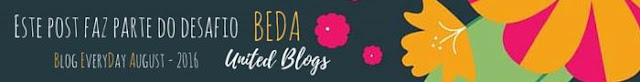 Blog Every Day August