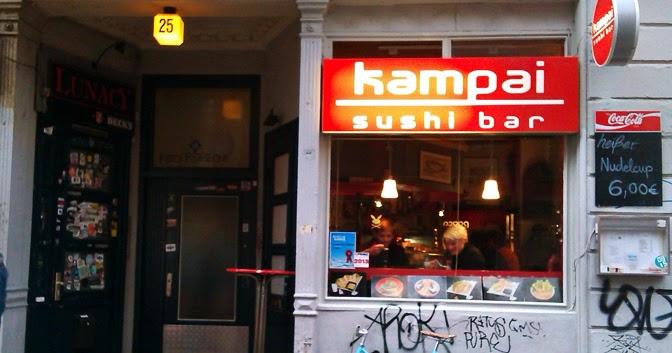 Sushi Hamburger Berg