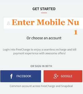 Freecharge Wallet Me Account Kaise Banaye Latest Tips In Hindi