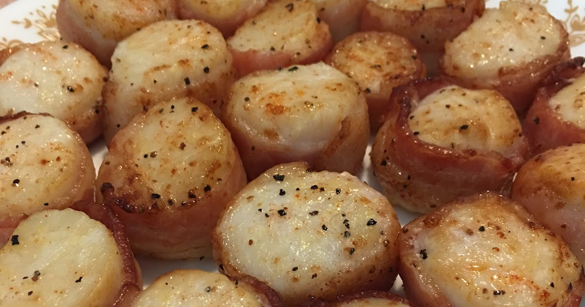 how to cook bacon wrapped scallops in frying pan