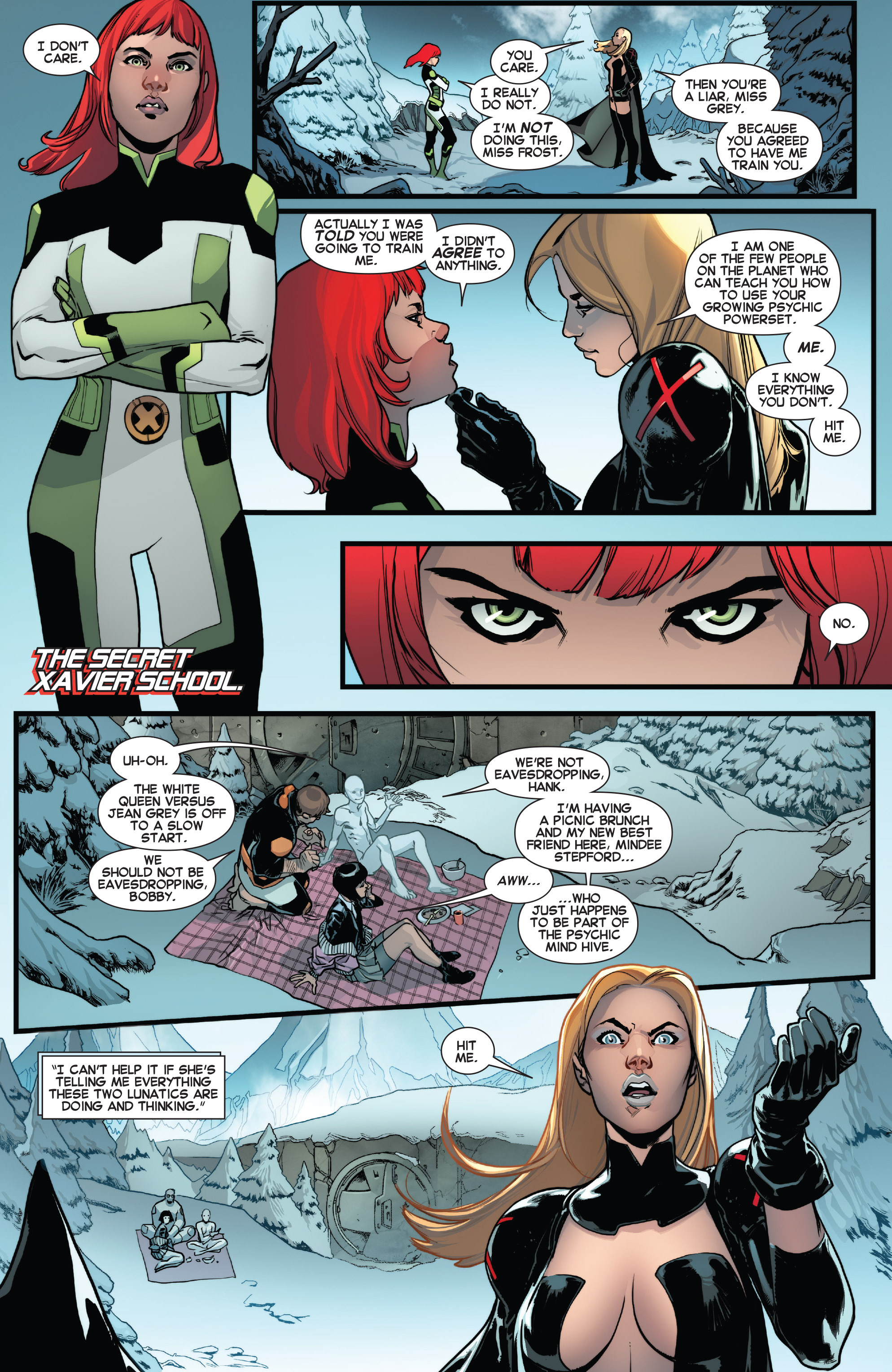 Read online All-New X-Men (2013) comic -  Issue #30 - 9