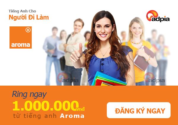 [Thông báo] Ring ngay 1 triệu từ Aroma