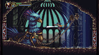 Timespinner - BOSS - Giant Blue Bird