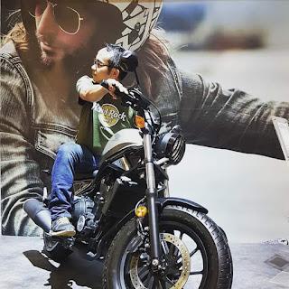 honda #rebel #bigbike #biker #custom