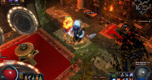 Aaron's Gaming Blog: Path of Exile updates and how the game has changed