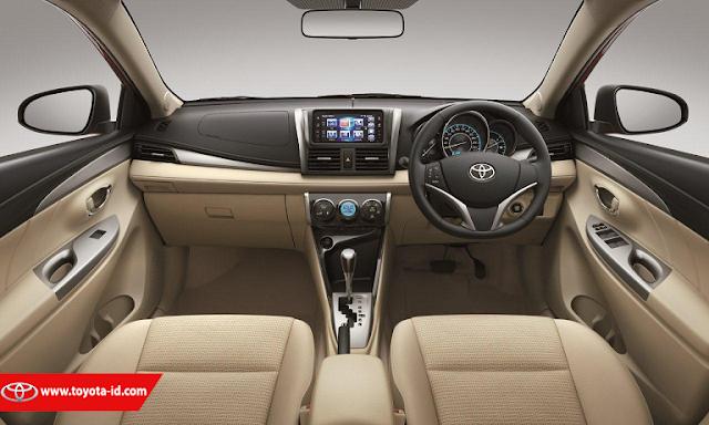 Perbedaan Tipe E dan G Pada Mobil Toyota Vios All New